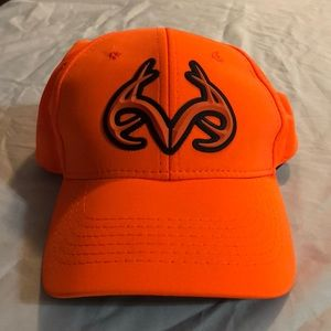 Realtree Orange Hunting Hat